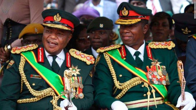 Image result for Chiwenga and Sibanda