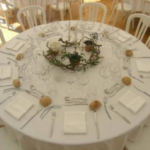 archives des tables passion reception