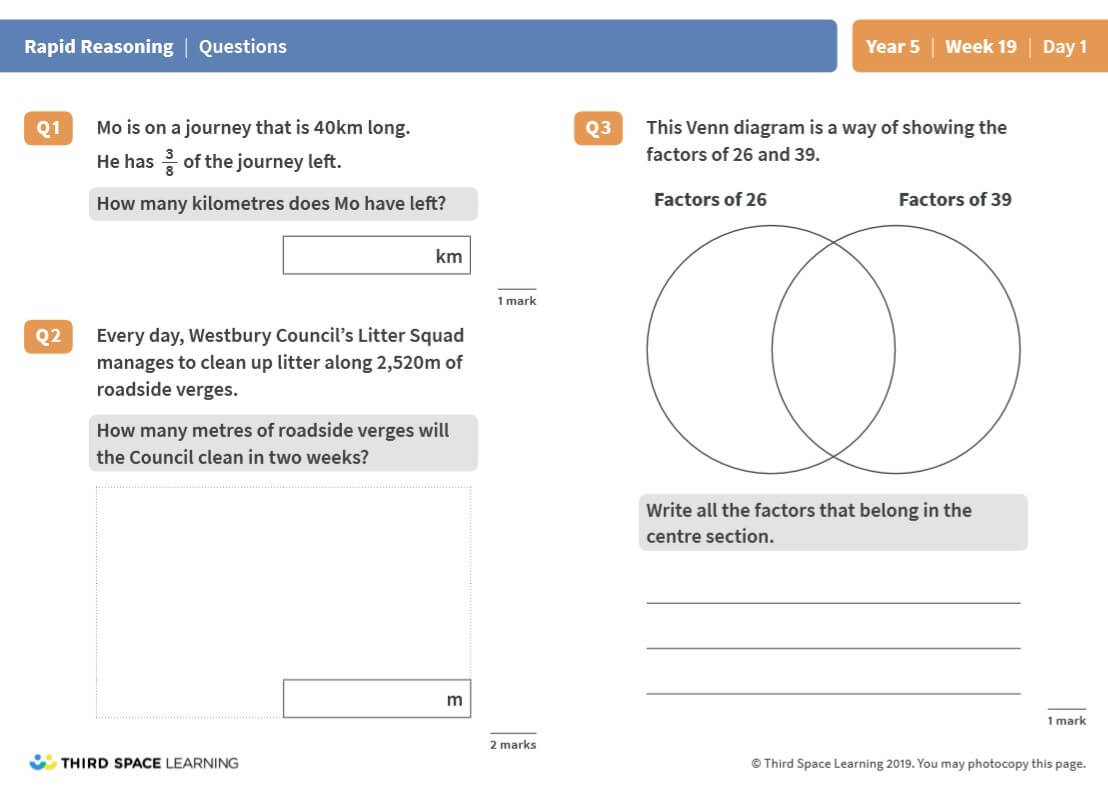 Bar Modelling Multi Step Word Problems For Ks2 Sats