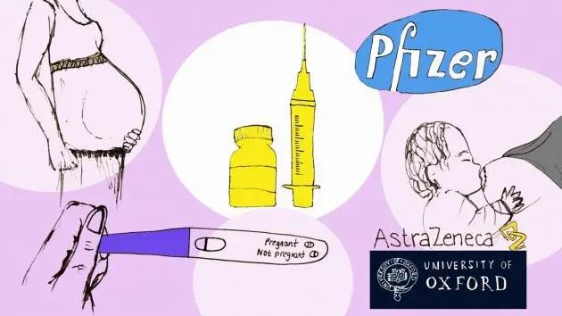 pfizer oxford university astrazeneca