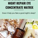 Estee Lauder Advanced Night Repair Eye Concentrate Matrix Review