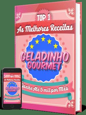 110 RECEITAS DE GELADINHO GOURMET