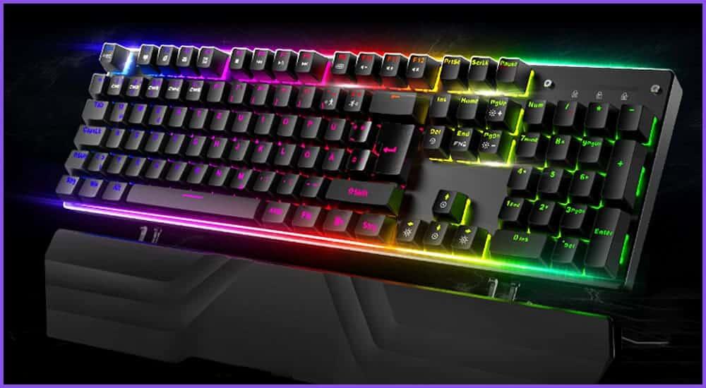 die besten gaming tastaturen fur grosse