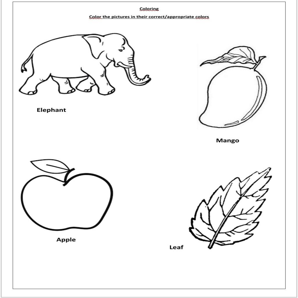 The Complete Guide To Preschool Worksheets