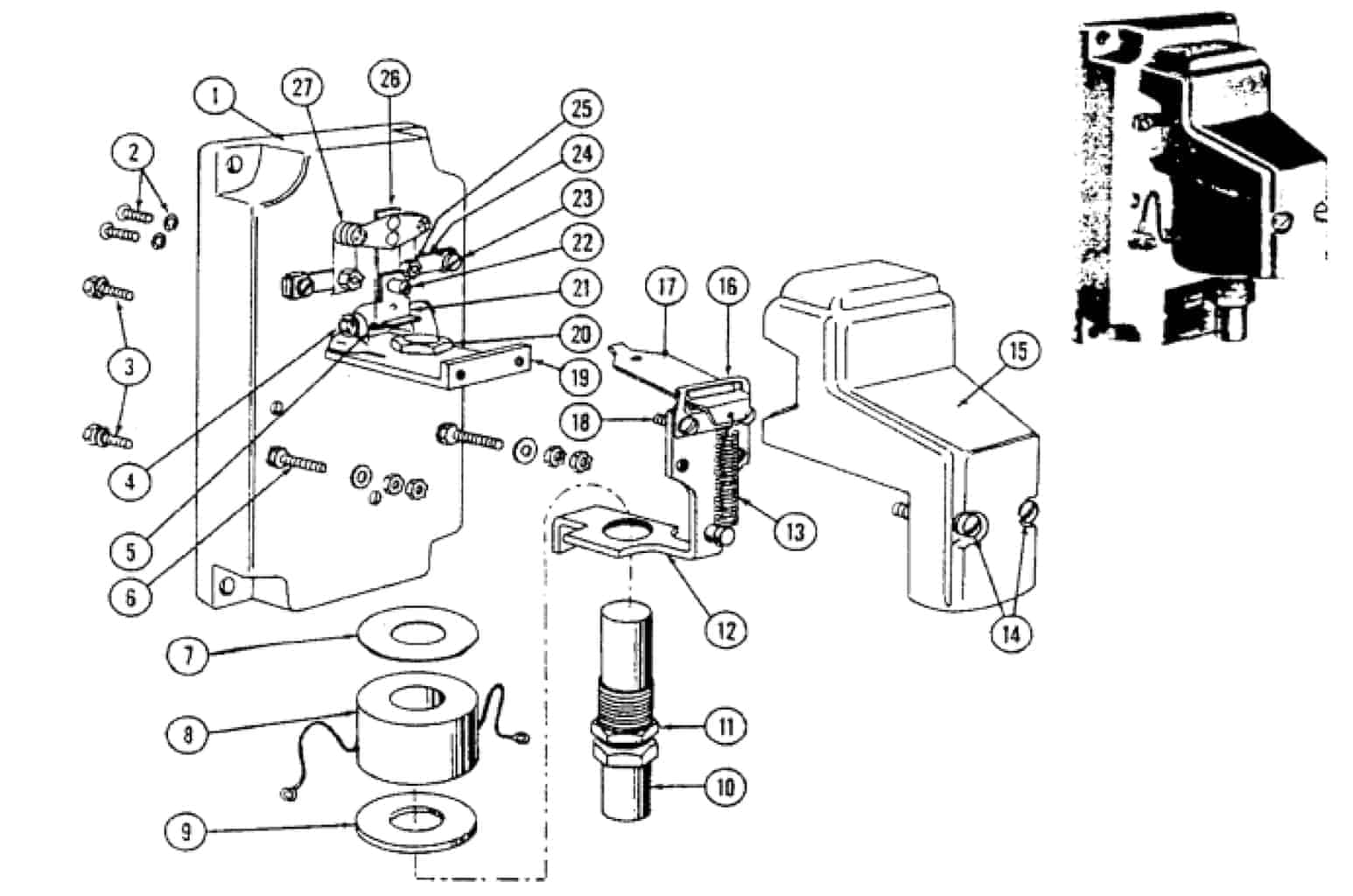106 Type B Dc Magnetic Brakes Archives