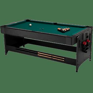 Fat-Cat-7-ft.-Black-Pockey-Table---Billiard-&-Air-Hockey