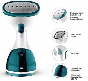 WISTEC Techne Direct 1000 Watts Handheld Garment Steamer