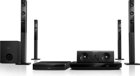 Philips HTB558094 Home Theater System