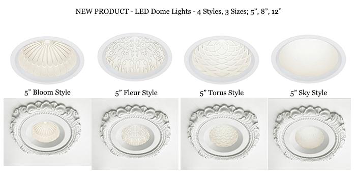 beaux arts decorative recessed lighting