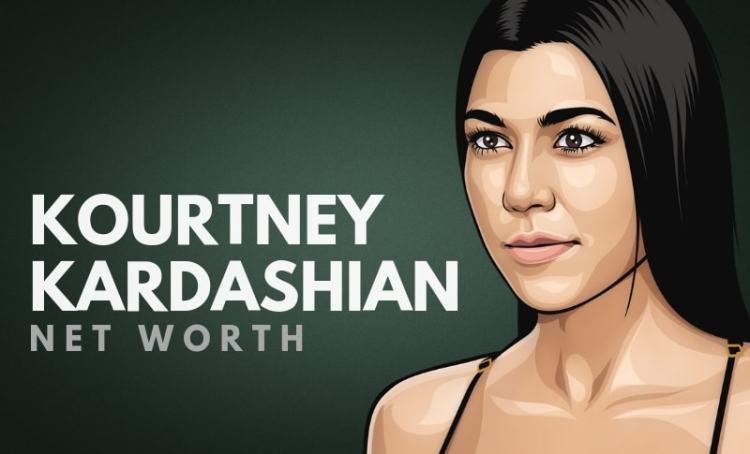 Kourtney Kardashian's Net Worth in 2019   Wealthy Gorilla