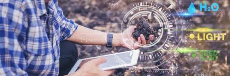 tecnologia no agronegócio