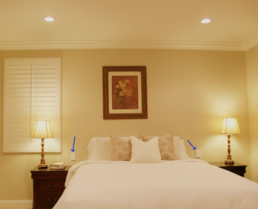 caseta dimmer to control your lights