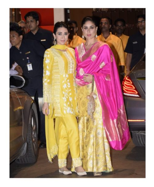 Kareena Kapoor styles in salwar suits