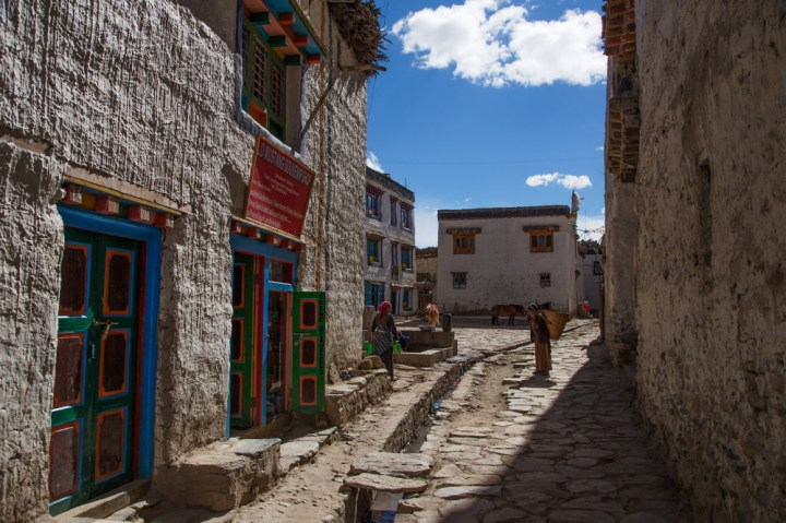 Lo Manthang: Amble back a millennium in time