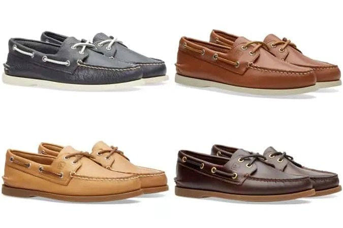 The Best Sperry Boat Shoes