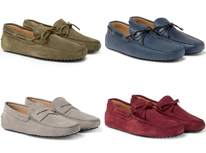 Best Tod's Driving Shoes