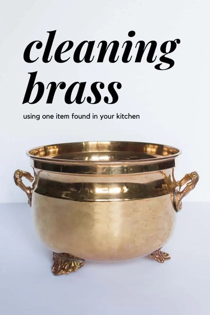 How To Clean Brass