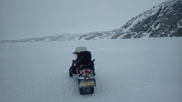 Vue sur un des lacs du Parc National de Tursujuq au Nunavik
