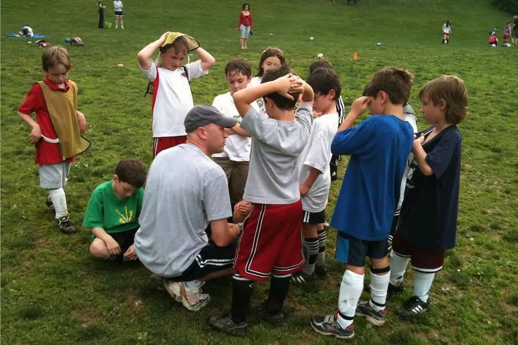 play practice play in youth sports