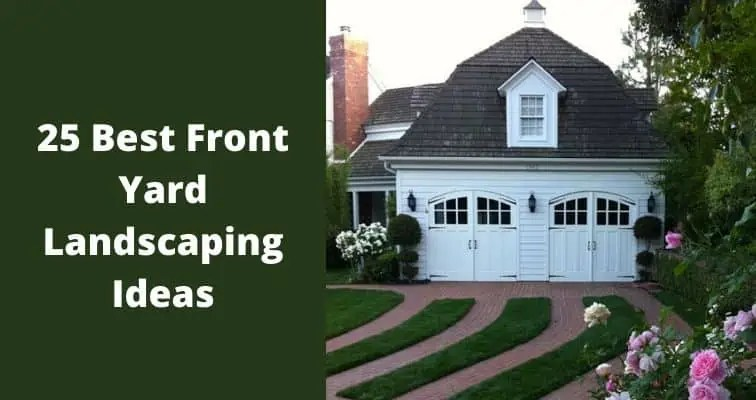 25 Best Front Yard Landscaping Ideas With Pictures Igra World