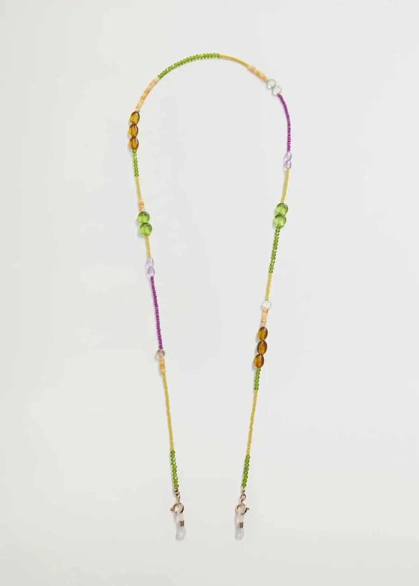 Multi-function bead chain - Mango