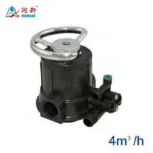 F64A Manual Multiport Valve F56A Top mounted