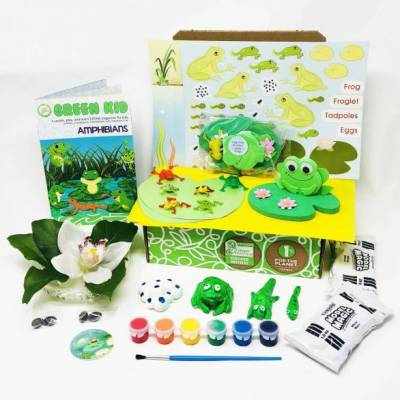 Green Kid Crafts - Amphibians Box | NOW: $34.95