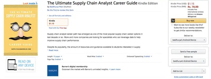 Sell Online Courses on Amazon