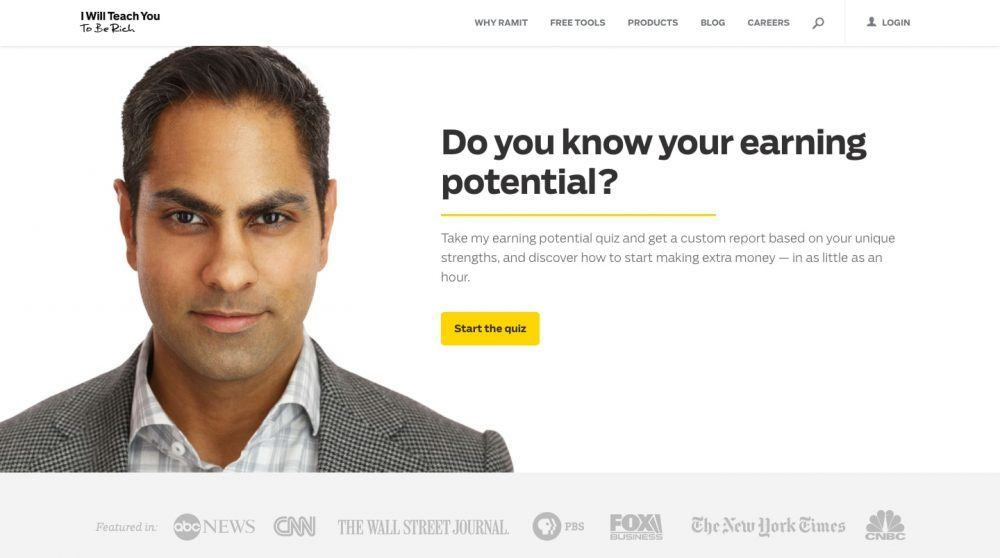 How Ramit Sethi Sells His Online Courses