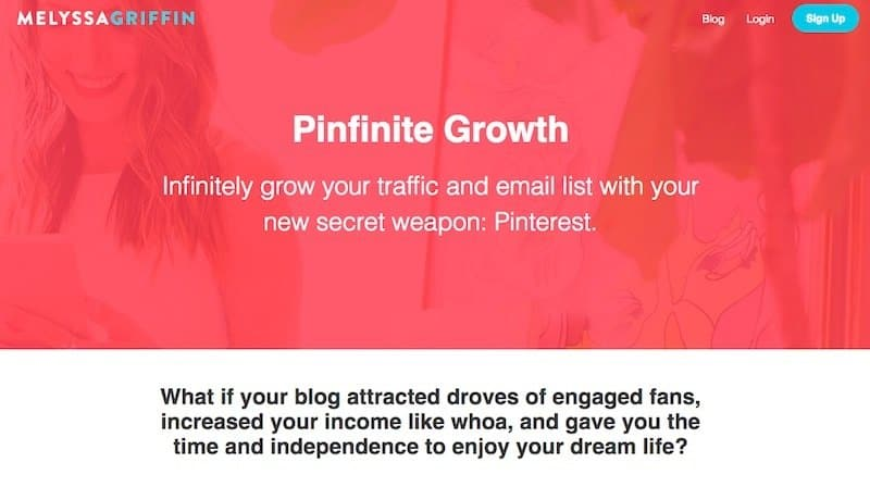 Pinfinite Growth Evergreen Course