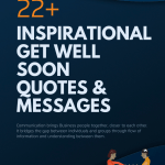 57 Inspirational Get Well Soon Quotes Messages Thebrandboy