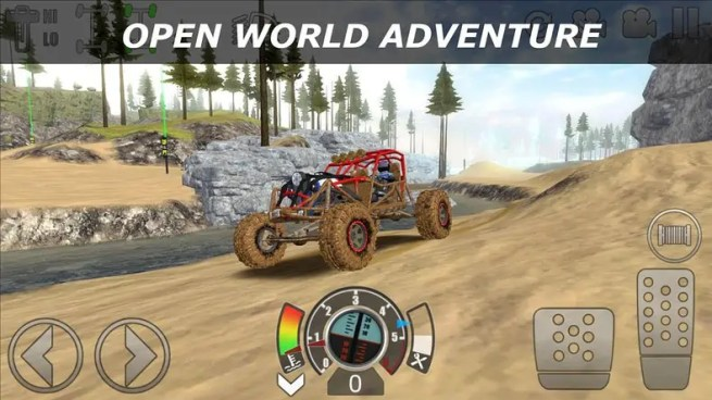 Offroad Outlaws screen 2