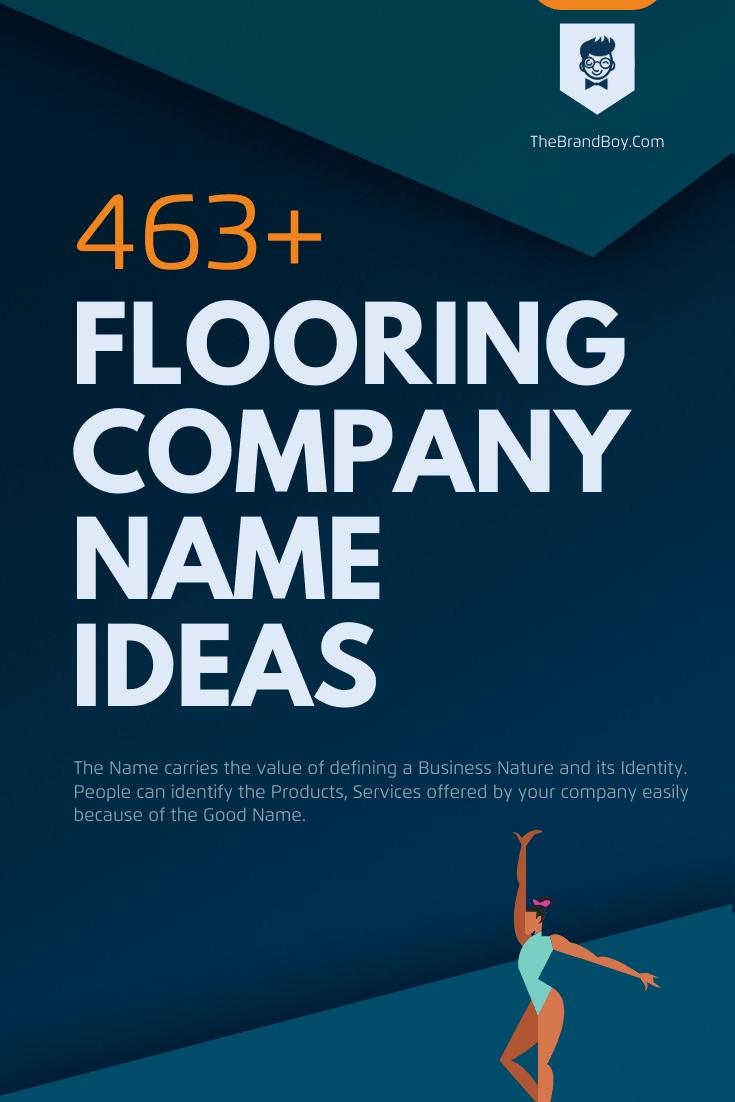 468 best flooring company names video