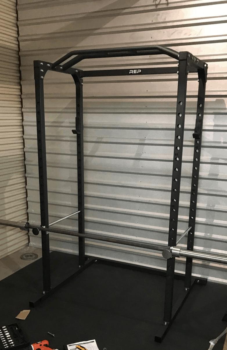 entry level power racks and squat racks