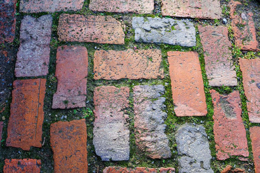 25 ways to reuse old bricks in your garden