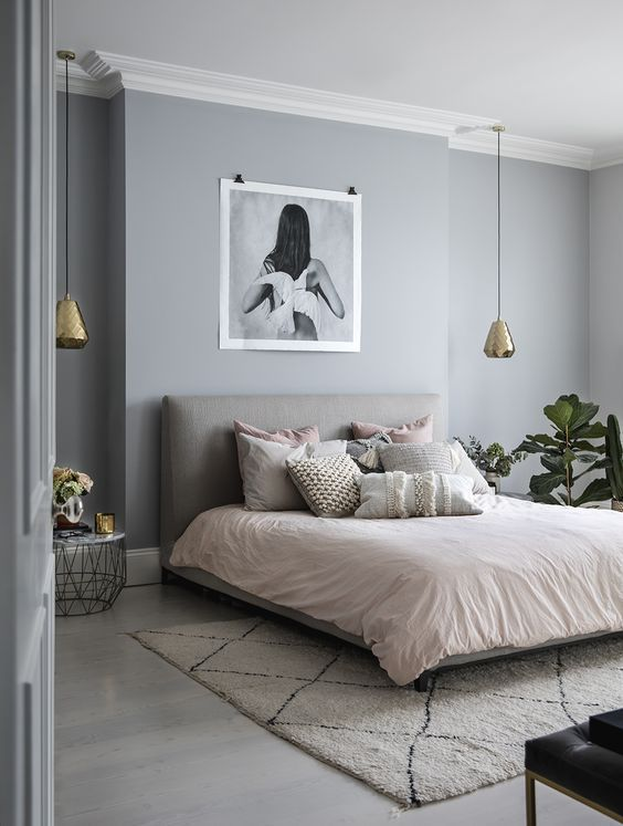Per cambiare il vecchio colore alle pareti della camera da letto, potresti andare sul sicuro e optare per toni sobri e neutri. Colori Pareti Della Camera Da Letto Tendenza E Consigli Casa Magazine