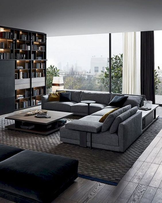 Tali mobili ti consentono di disporre in modo competente dello spazio disponibile. Come Disporre I Divani In Soggiorno Pratici Consigli Casa Magazine