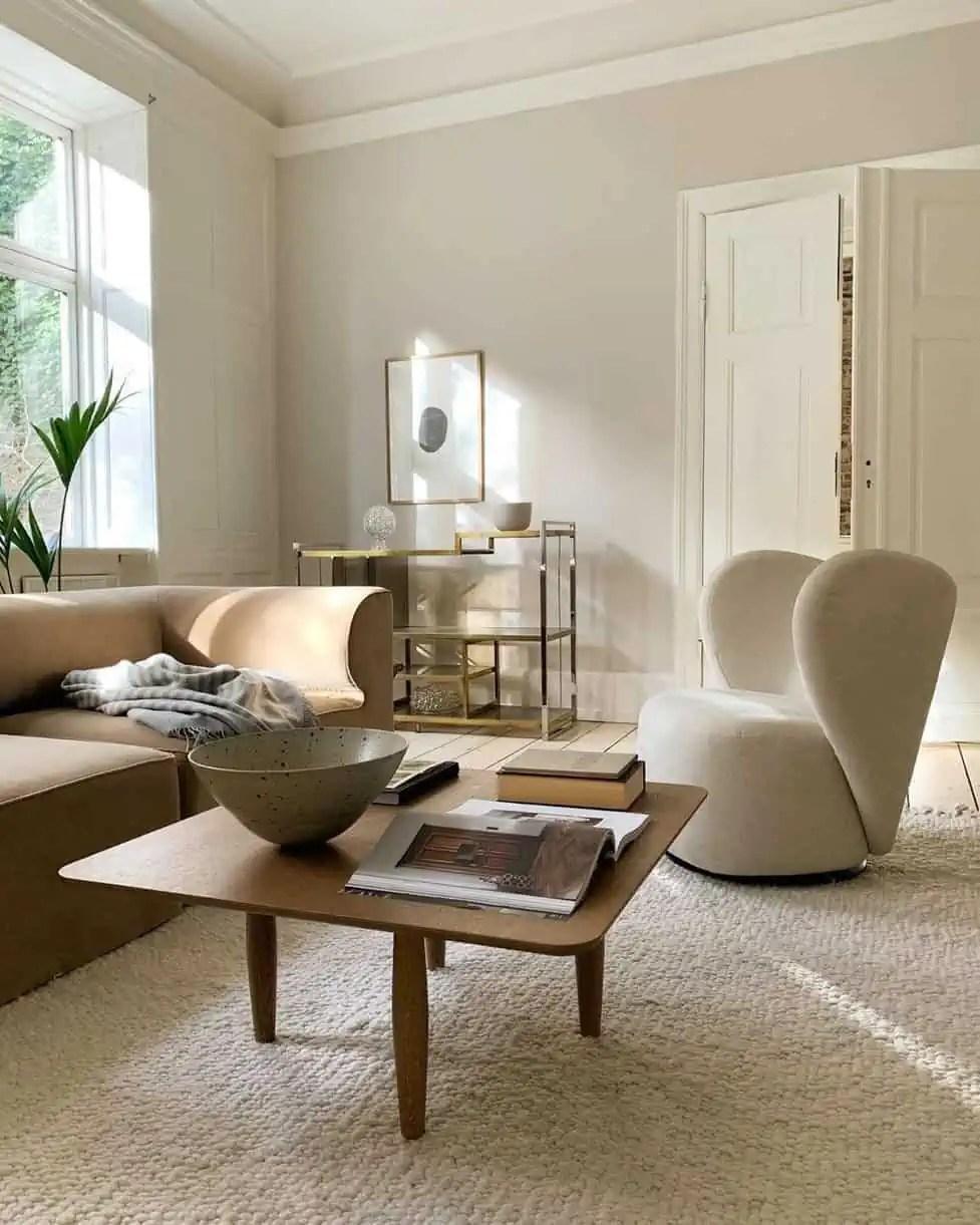 La scelta dei colori per pareti in un salotto moderno: Colori Pareti Per Ambienti Moderni Come Rinfrescare Casa Casa Magazine