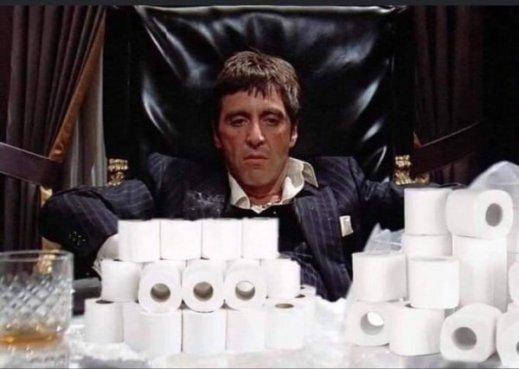 Туалетная бумага стала пропадать из магазинов. Мировой рынок на грани тотального дефицита