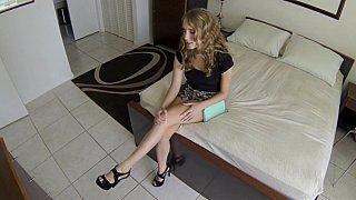 Image: Secret POV with an escort