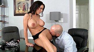 My boss is the best breast boss! image