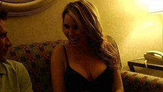 Tonight's Girlfriend: Courtney Cummz image