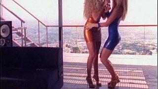 Blonde lesbian Pornstars image