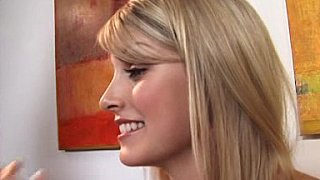 lacie channing - Flirty babe lacie heart gets her holes pounded image