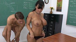 Fuck my teacher! image