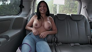 Image: Colombian ass in Colombian bus