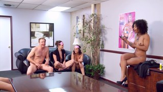 Getting naughty in the office part_4 image