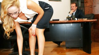 Private dolly liegh fuck her boss porn video For free » Aleska diamond sucks and fucks her boss image