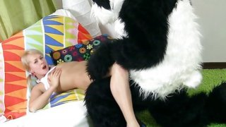 Pillow fight_and xxx sex play image