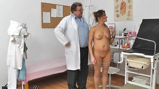 Redhead mommy fuck hole doctor role play image